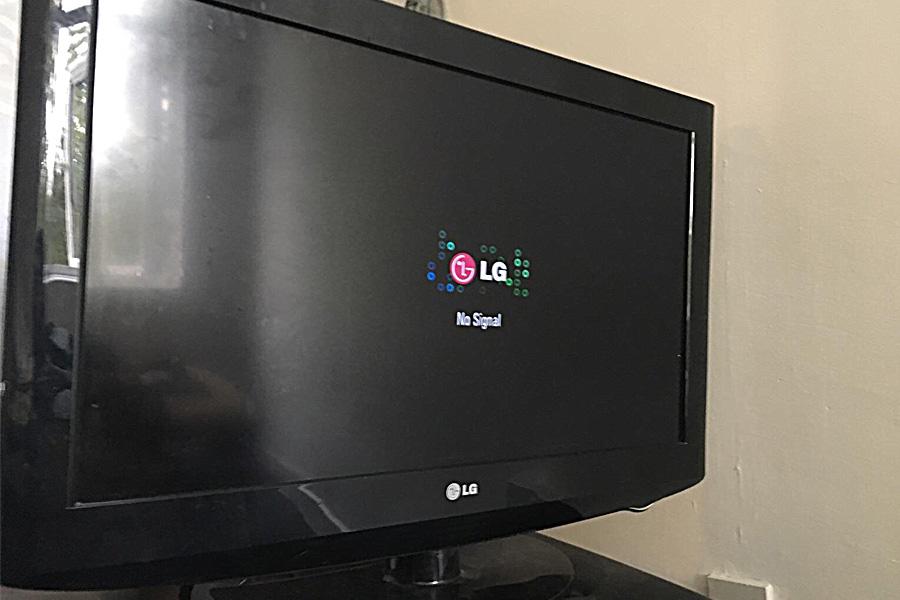 Nguyên nhân tại sao tivi LG không có tín hiệu