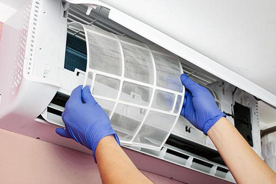 Hướng dẫn vệ sinh máy lạnh LG tại nhà